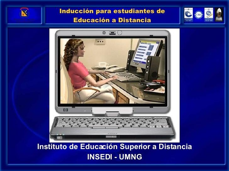 Induccion INSEDI