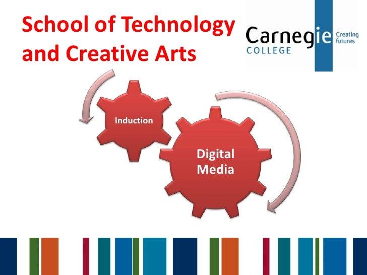 School of Technologyand Creative Arts<br />