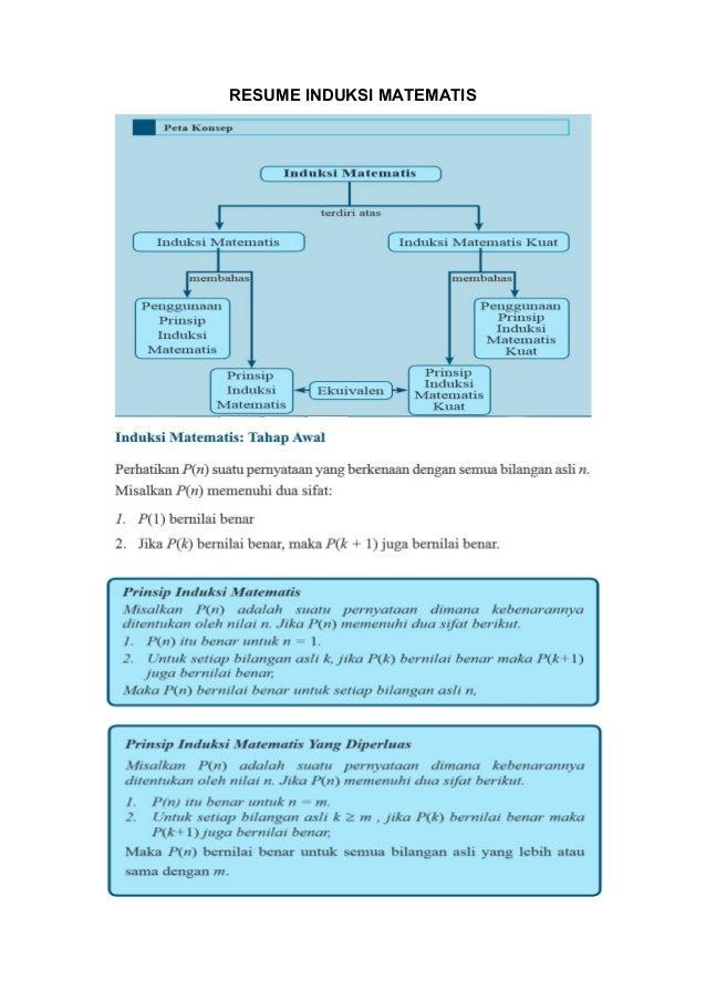 Kls 5 Matematika Slideshare Induksi Matematika Kls Xii
