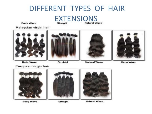 Types of hair extensions which one suits for you