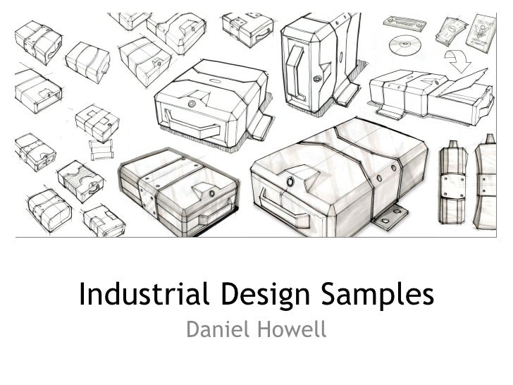 Daniel Howell Industrial Design