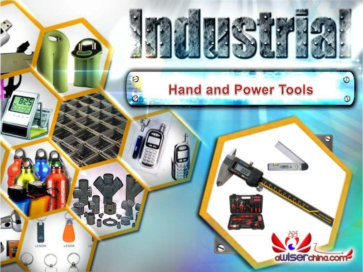 Industrial hand