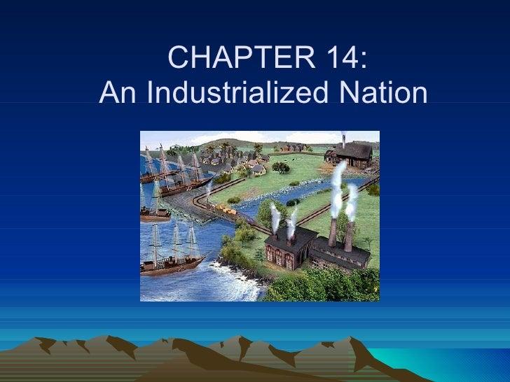 Drugan Notes-Industrial  Revolution
