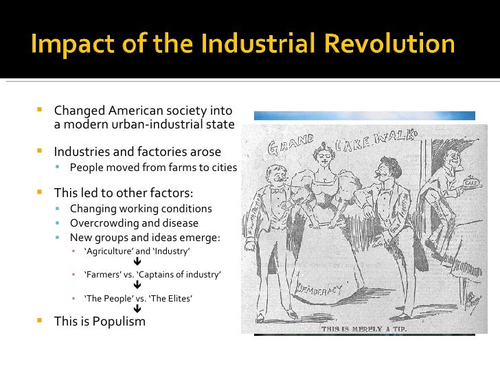 industrialization in the united statess Following the civil war, industrialization in the united states increased at a breakneck pace this period, encompassing most of the second half of the nineteenth century, has been called the second industrial revolution or the american industrial revolution over the first half of the century, the.