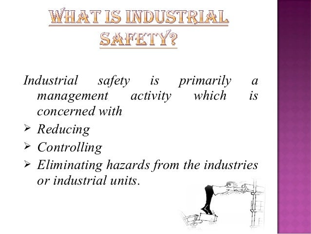 Write my essay industrial safety