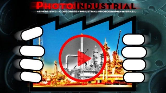 Industrial, advertising, corporate photo work of Photoindustrial