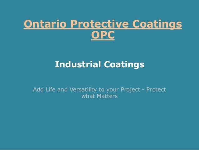 Industrial Painters, Industrial Coatings, Commercial Painting