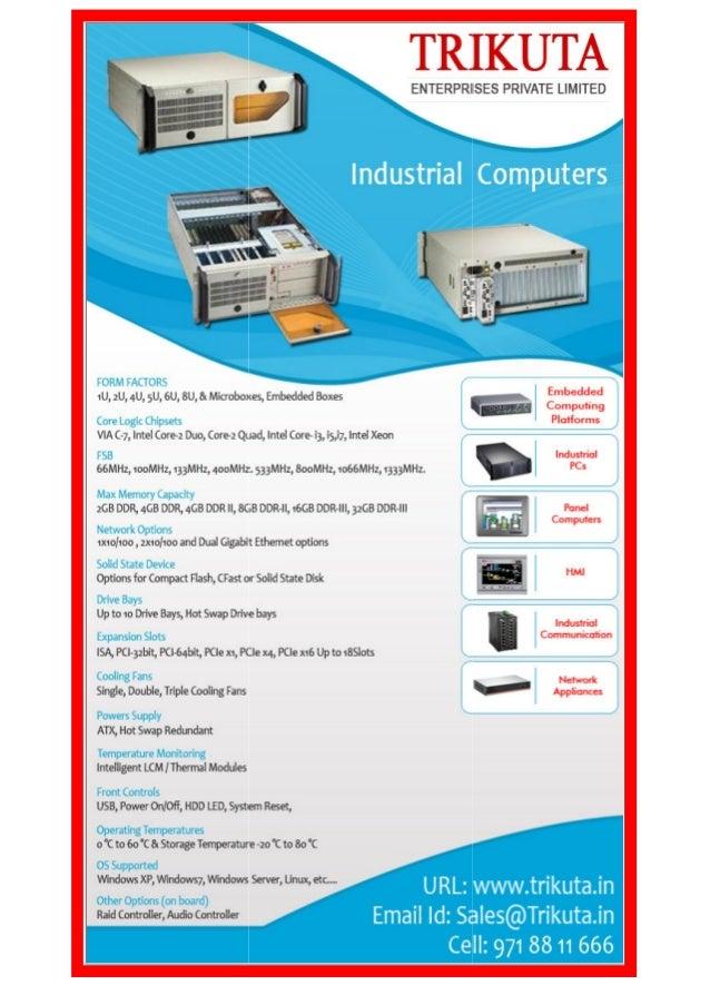 Industrial Computers