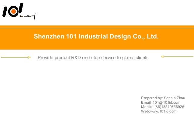 Industrial design process -handhelds 2
