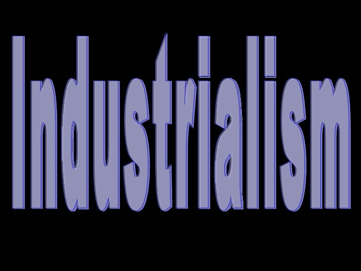 Industrial era   rail roads