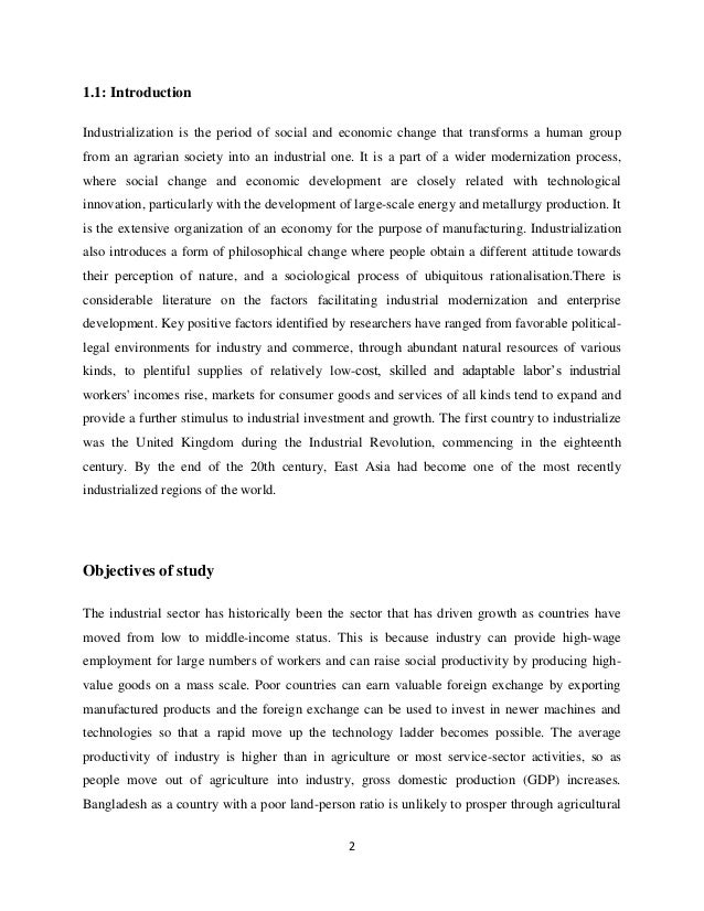 industrialization research essay This essay discusses the rise of the modern city against the backdrop of the english industrial revolution of the eighteenth.