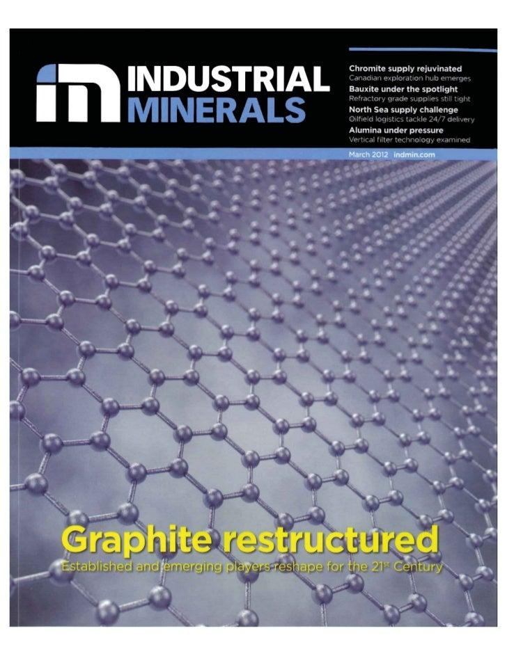 Industrial Minerals: Graphite