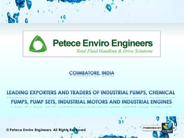© Petece Enviro Engineers. All Rights Reserved