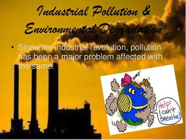 Short essay on environment pollution