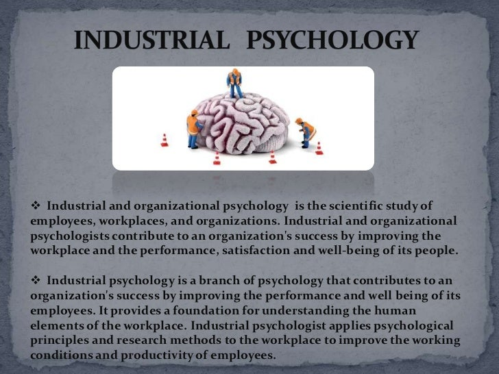 the psychology of speaking a five part series industrial psychology