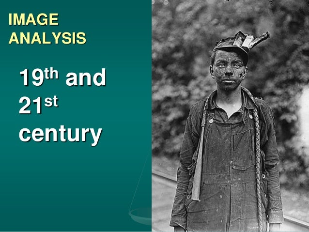 IMAGE ANALYSIS  th 19  and  st 21  century