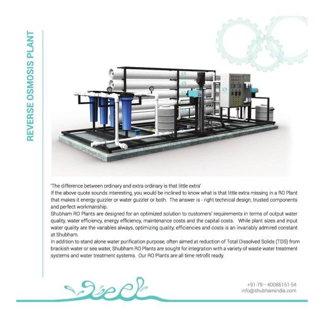 Industrial ro plant in ahmedabad