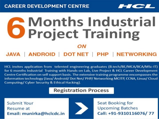 Project Based Training Project Based Industrial