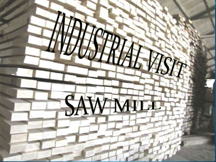 Industrial visit !!