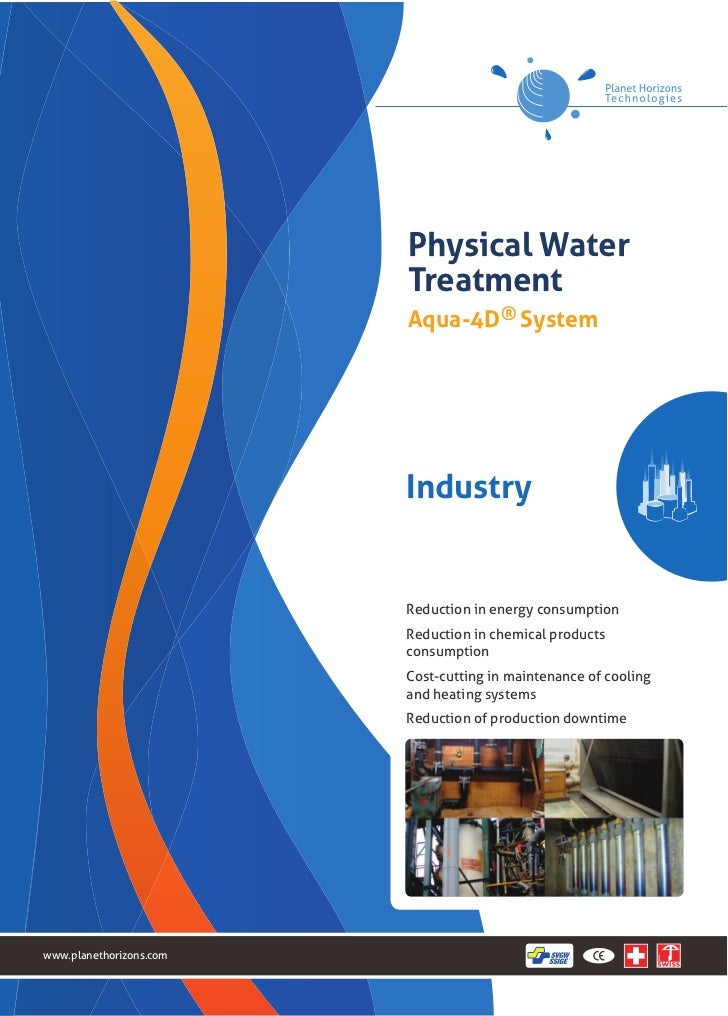 Physical Water Treatment for Industry