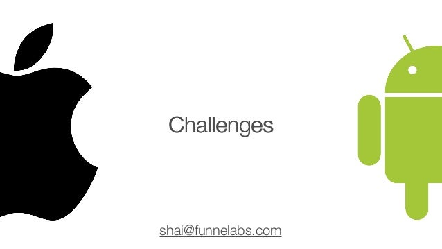 Challenges  shai@funnelabs.com