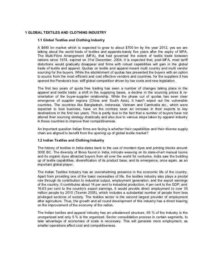 pest analysis of indian apparel industry Apparel industry in india indian textiles and apparel have a history of fine craftsmanship and global appeal cotton, silk and denim from india are highly popular abroad and with the upsurge in indian design talent, indian apparel too has found success in the fashion centres of the world.