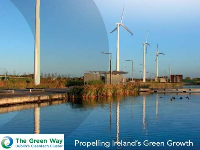 The Green Way was established to drive  economic growth through cleantech The Green Way is a 'joined-up' cleantech cluster...