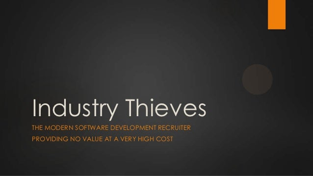 Industry thieves