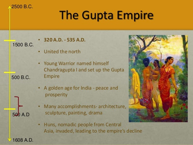 gupta empire goden age