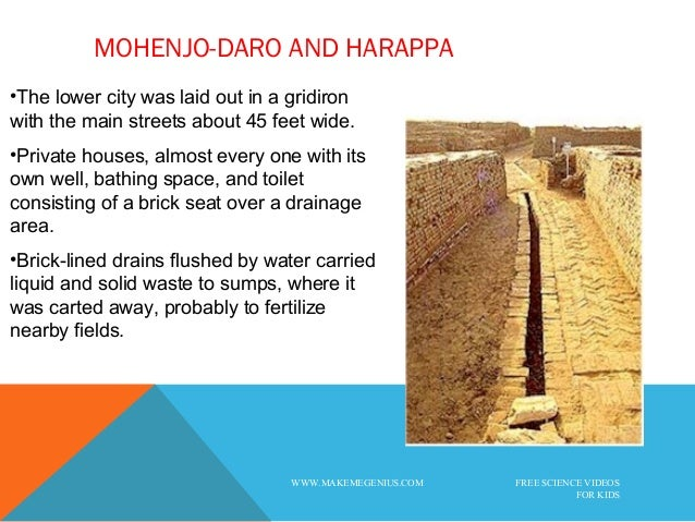 Mohenjo Daro Facts Mohenjo Daro And Harappa The