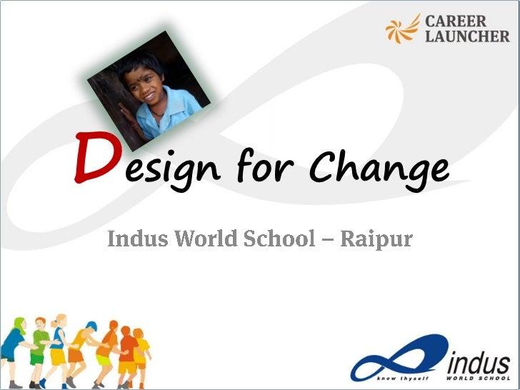 Design for Change