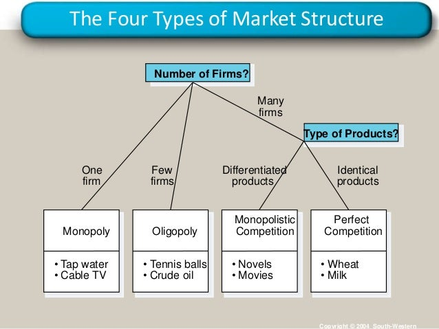 MARKET STRUCTURE AND ECONOMIC SYSTEMS