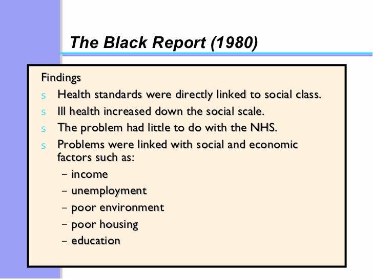 sociology essay health inequalities