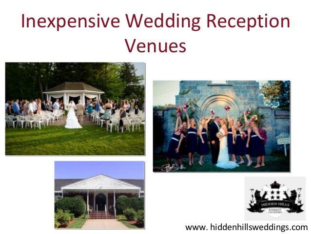 28 extraordinary cheap wedding reception venues for Cheap local wedding venues