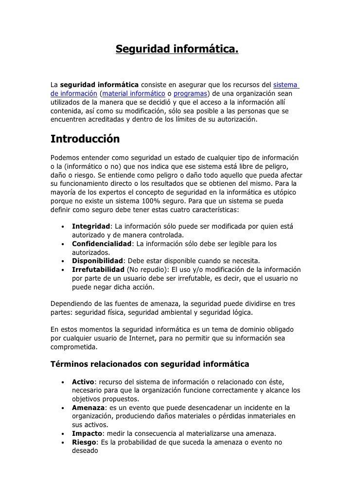 Inf.seguridad informítica 1