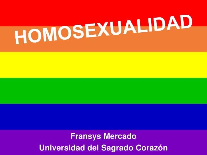 Fransys MercadoUniversidad del Sagrado Corazón