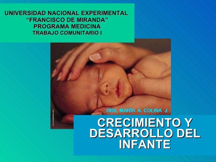 Infancia Biologica 2010 MaríA Colina
