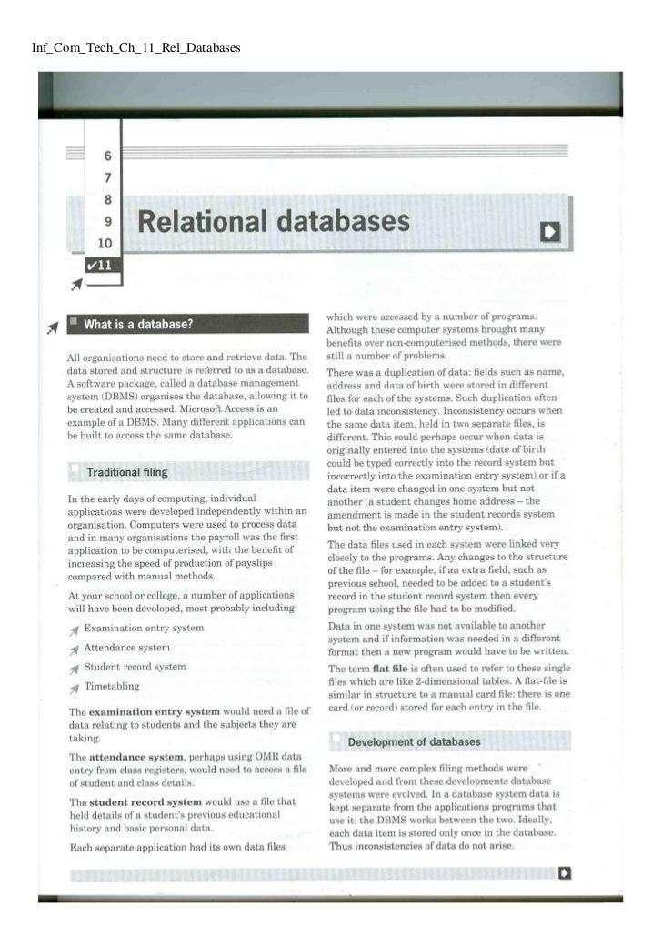 Inf com tech_ch_11_rel_databases
