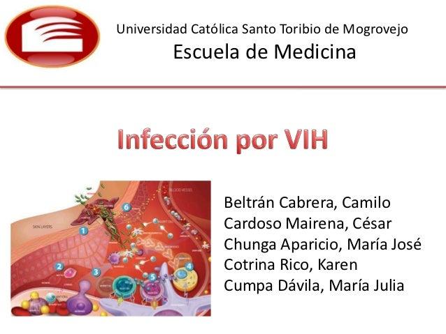 vih infeccion: