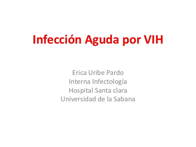 vih infeccion: