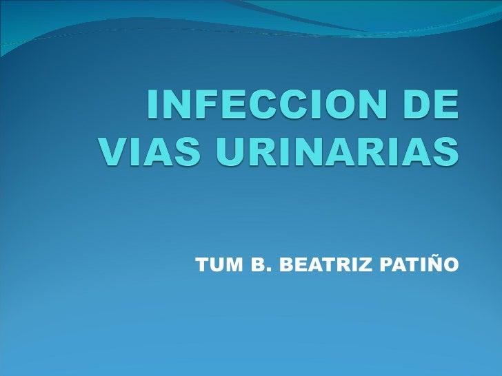 TUM B. BEATRIZ PATIÑO