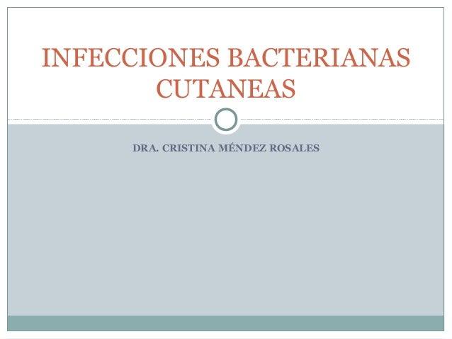 Infecciones bacterianas1