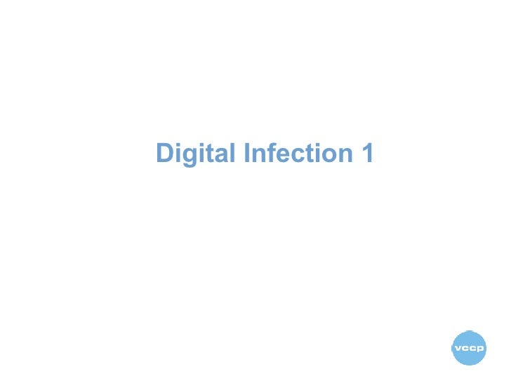 Digital Infection 1