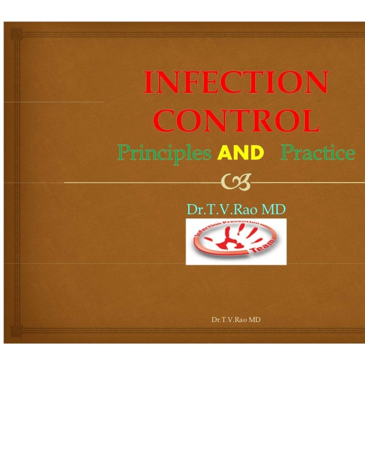 INFECTION CONTROL,