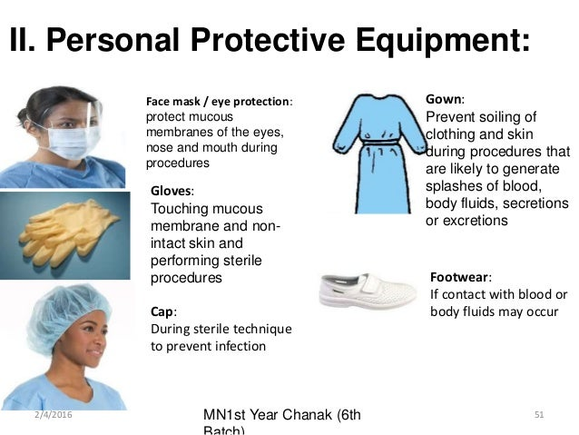 Infection Prevention And Safety Measures