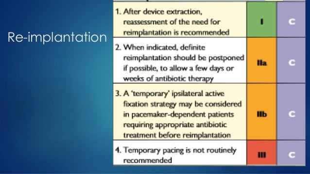 infective endocarditis treatment nice guidelines