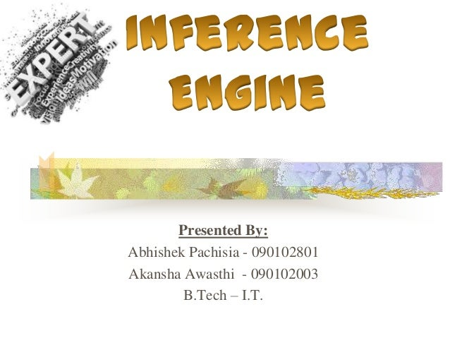 Inference engine