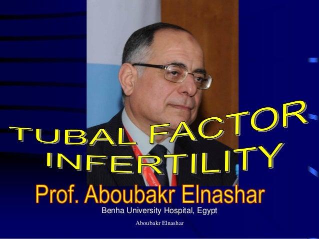 Benha University Hospital, Egypt Aboubakr Elnashar