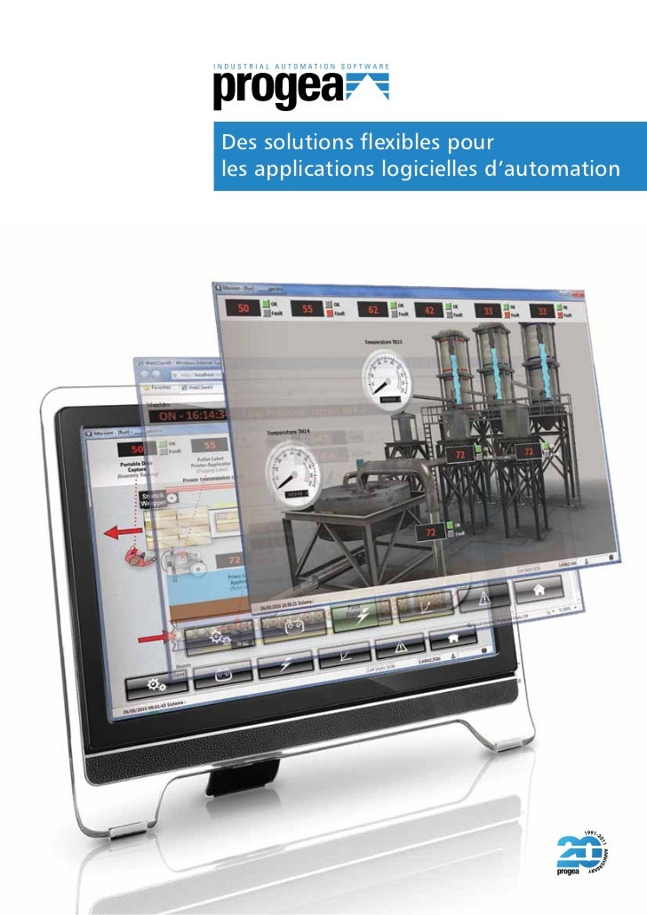 Des solutions flexibles pourles applications logicielles d'automation