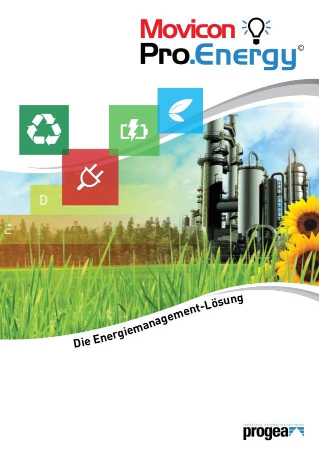 Energy  Die Energiemanagement-Lösung